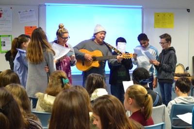 college-st-paul-les-eleves-de-5eme-decouvrent-la-musique-peruvienne