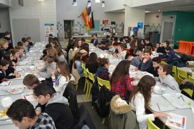 college-st-paul-petit-dejeuner-educatif-pour-les-5emes