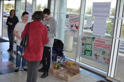 collecte supermarchés 2